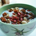 Asian health secret in a berry sweet package